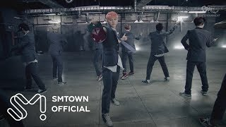Cover images EXO 엑소 '으르렁 (Growl)' MV (Chinese Ver.)