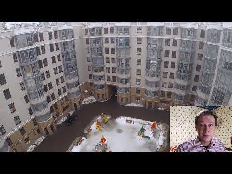 """ЖК """"Изумрудный замок"""".  Осмотр 3-х комнатной квартиры. Новостройки. Нижний Новгород."""
