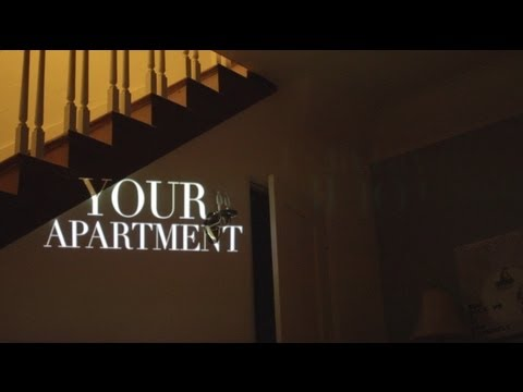 Jenny Owen Youngs - Your Apartment (Official Lyric Video)