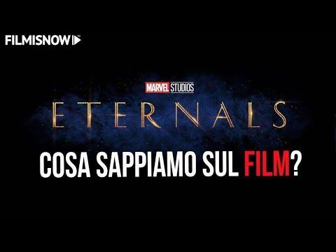 Marvel's ETERNALS | Tutto quello che devi sapere sul nuovo film cinecomics #LorenzoSignore