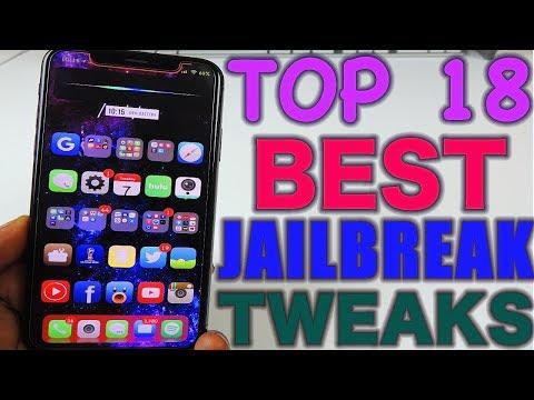 TOP 18 BEST NEW TWEAKS iOS 11 - Смотреть видео бесплатно онлайн