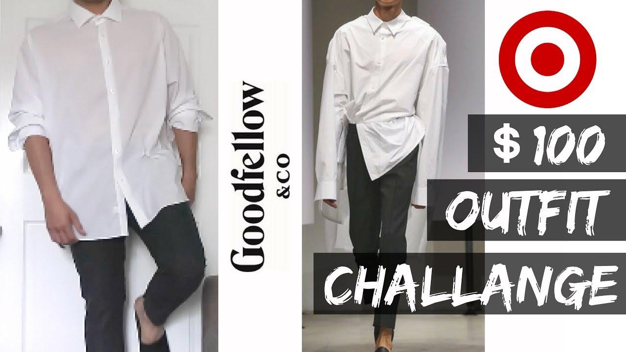 e7e8a960031c Target Mens Clothing Challenge | Under $100 | Good Fellow & Co - YouTube