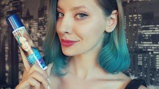 Kolorowe włosy w 3 minuty!- Venita Spray 1-Day Color