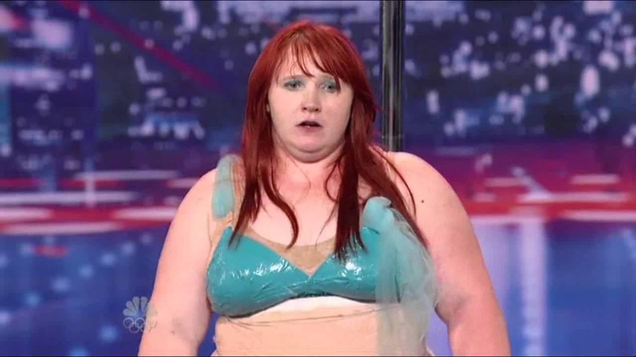 Americas Got Talent 2012 - Lulu - Pole Dance.mp4