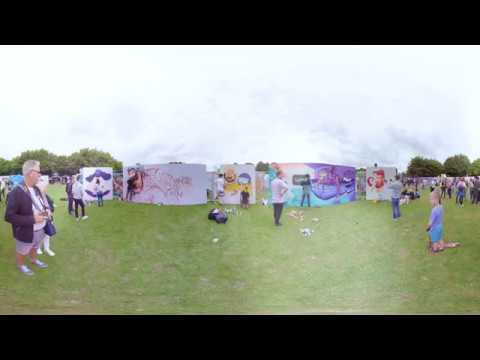 Bristol's Art and Culture in 360° by UWE Bristol and VisitBristol