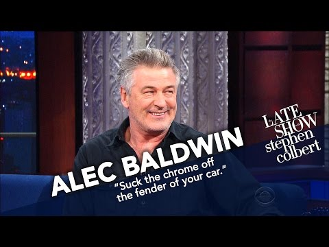 Thumbnail: Alec Baldwin's Approach To Trump: If You Can't Beat Him, Become Him