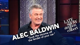 Alec Baldwin's Approach To Trump: If You Can't Beat Him, Become Him thumbnail