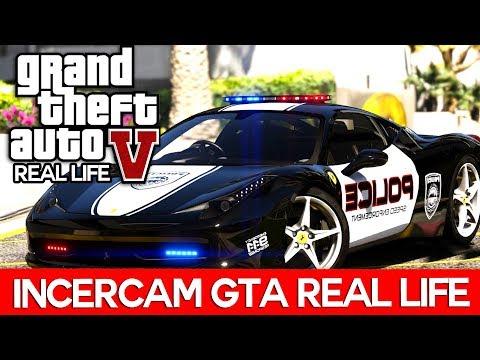 LIVE! Incercam GTA Real Life (Viata Reala)