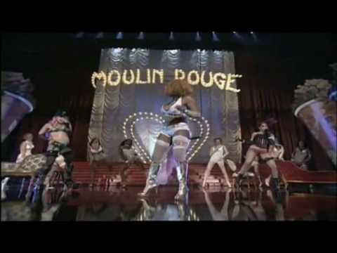 Christina Aguilera, Mya, Pink, Lil' Kim Missy Elliot Lady Marmalade Moulin Rouge Mtv Live HD