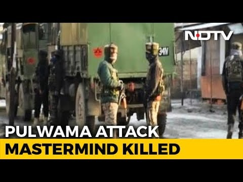 4 Soldiers Killed In J&K Gunfight; Aide Of Jaish's Masood Azhar Shot Dead