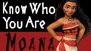 Know Who You Are 【 Moana Cover 】