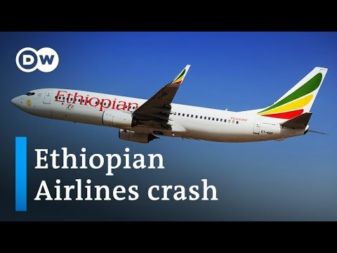 Ethiopian Airlines Boeing 737 MAX to Nairobi crashes after takeoff | DW News Mp3