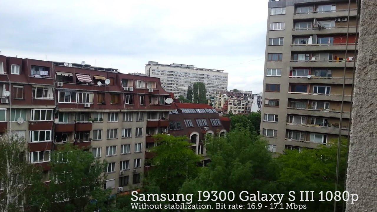 Camera test: Samsung Galaxy S, Galaxy S2, Galaxy S3 and ...