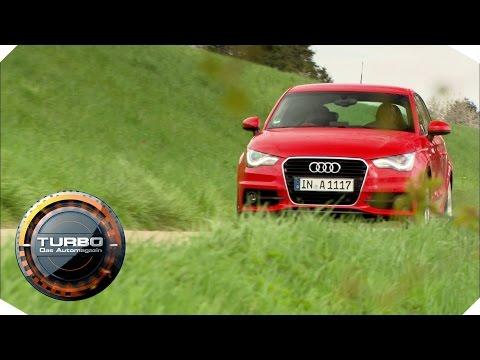 Der Audi A1 im TURBO-Test - Folge 27   TURBO - Das Automagazin