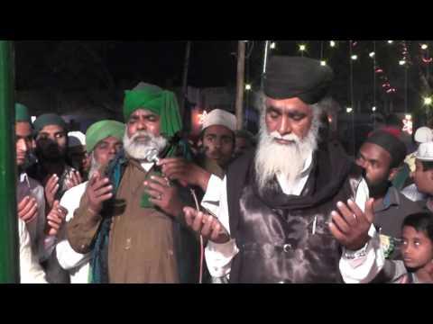 Hazrath syedna bu ali shah Qalandar rh.dargah mahfil e chiraghan  part-20