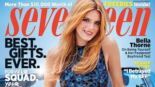 Bella Thorne Calls Out Celeb Mean Girl in Seventeen Magazine