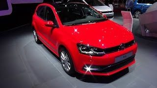 2017 Volkswagen Polo Allstar - Paris Auto Show 2016
