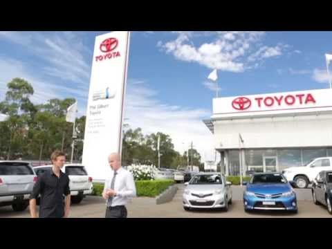 What makes Phil Gilbert Toyota in Sydney so special? Phil Kable's Story?