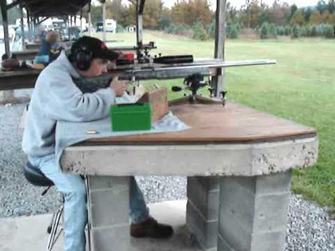 1000 Yard Benchrest Shooting Youtube