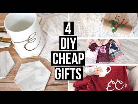 4 DIY CHEAP HOLIDAY GIFTS PEOPLE ACTUALLY WANT 2017  | Eva Chung