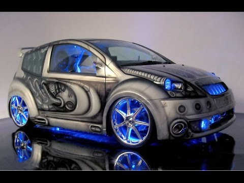 Car – Car Modification – Beautiful Car – Extreme Car – extraordinary car – awesome car