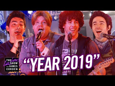 The Jonas Brothers: Year 2019 Mp3