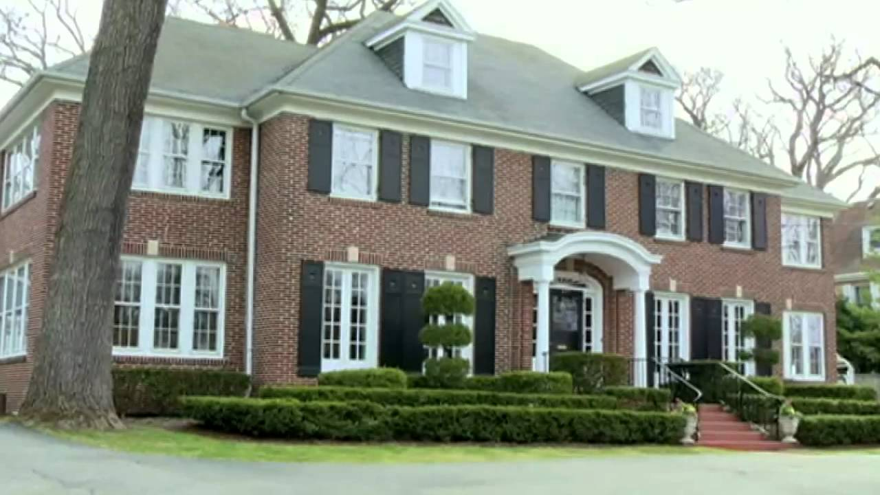 Home Alone house sold for $1.58m in Chicago suburb - YouTube