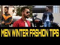 MEN WINTER FASHION | WINTER JACKET | HINDI
