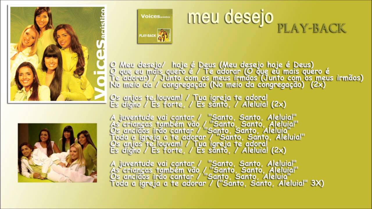 MAE MUSICA PLAYBACK BAIXAR DA GRUPO VOICES