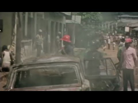 The Real BIAFRA Story on VIDEO, when will the killing stop