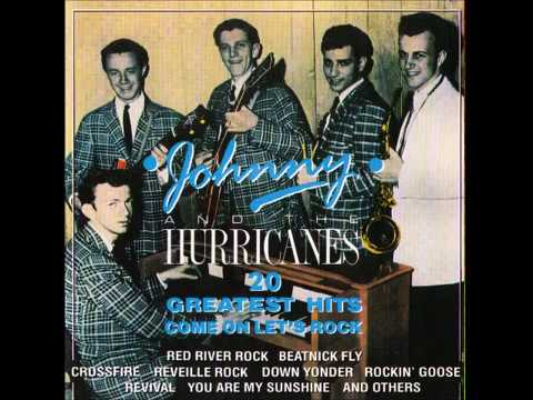 Johnny And The Hurricanes ‎–Rock Cha