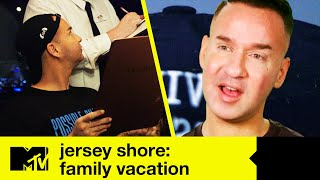 """Mike """"The Situation"""" Sorrentino's Never Ending Order 