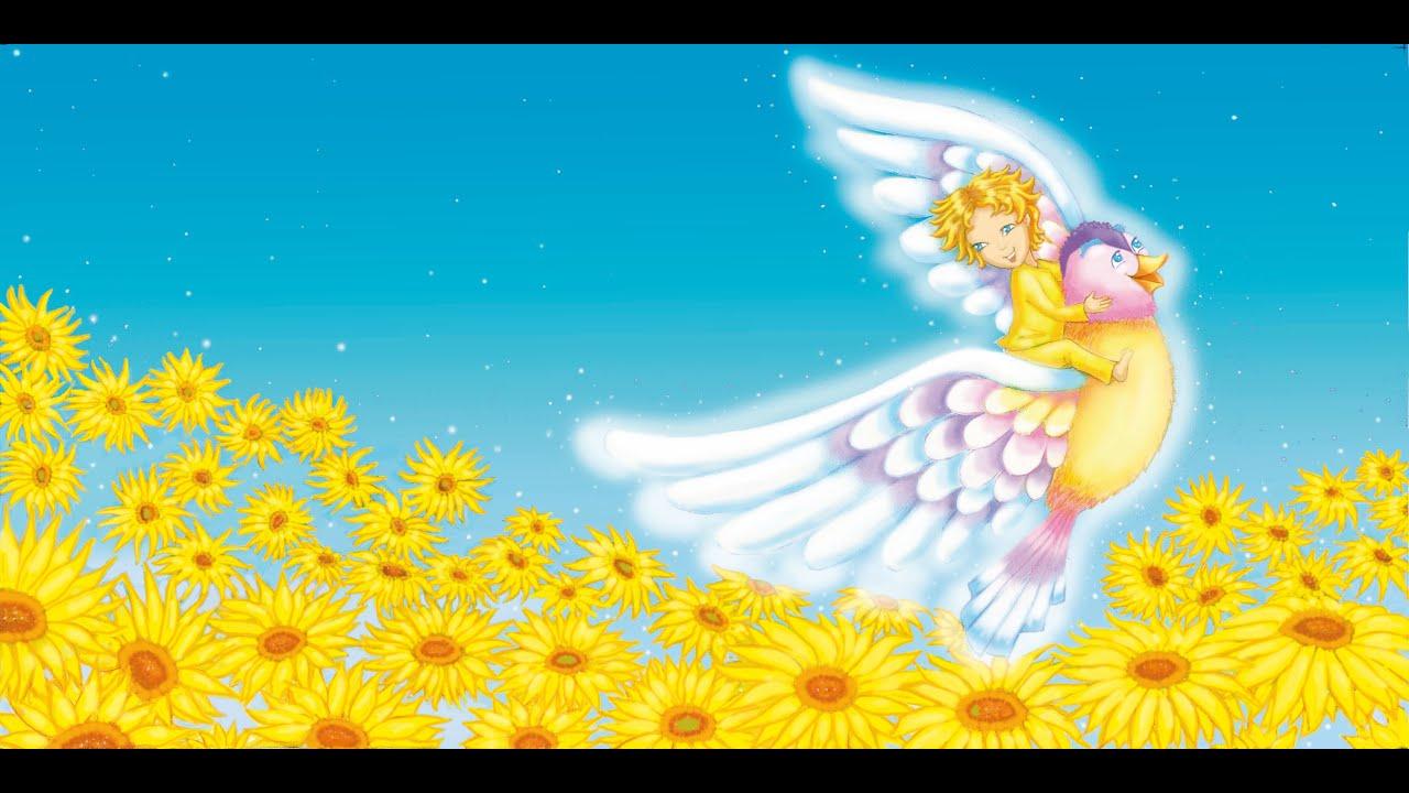 relaxation oiseau arc en ciel