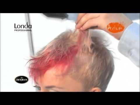 Окрашивание волос 3.avi