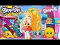 Playing Game My Shopkins Android - Baby Play And Learn Color In The Shop | Kids Plays Colors