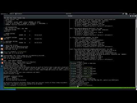 Hack The Box CTF Walkthrough - Bank