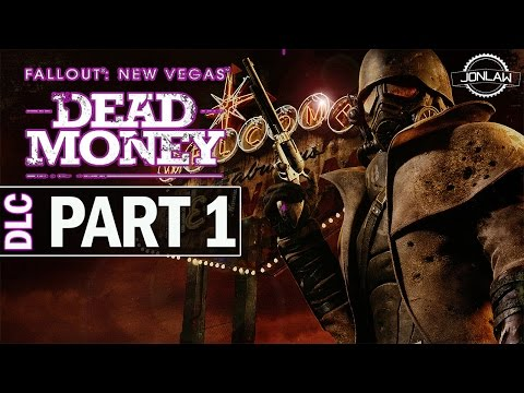 Fallout New Vegas Dead Money Walkthrough - Part 1 Sierra Madre [DLC]