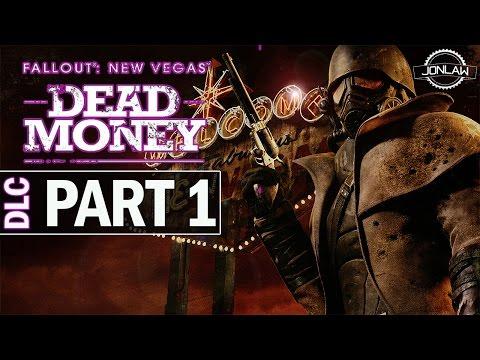 Fallout New Vegas Dead Money Walkthrough - Part 1 Sierra Madre [DLC]