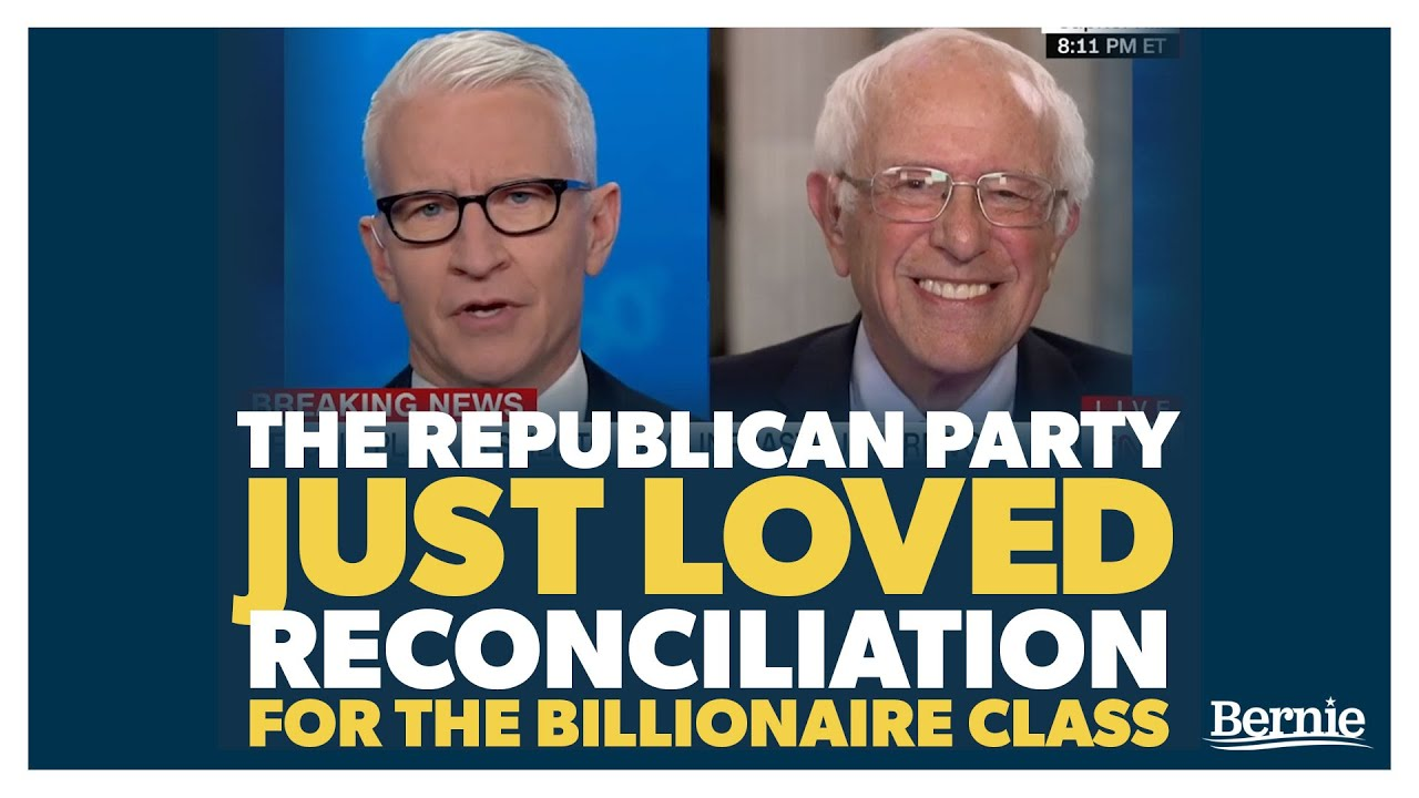 Download Republicans LOVED reconciliation to help BILLIONAIRES