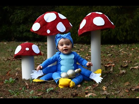 Alice In Wonderland Caterpillar Costume Tutorial Youtube