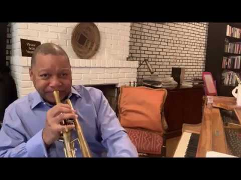 Learning the Blues with Wynton Marsalis | After School Sessions for the Benedetti Foundation