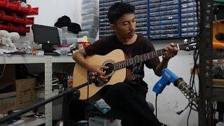 Cara Setting Rekaman Accoustic Guitar