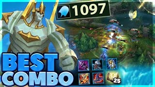 SECRET STRATEGY FOR BEST GALIO ULTS | I ONE SHOT THE NEXUS | FULL AP GALIO SUPPORT | BunnyFuFuu