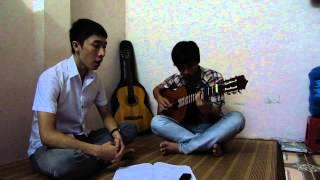 Khoảnh Khắc - Dũng Ẻng ft. Bảo Bộ ( Guitar Cover )