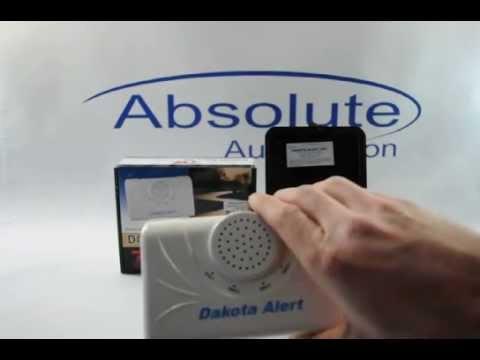 Dakota Alert 2500 Series Driveway Alarms istance on