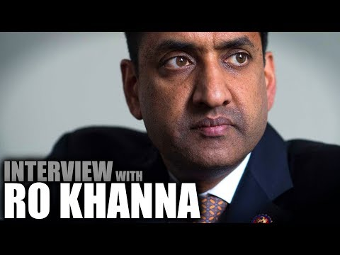 Rep. Ro Khanna Discusses His Anti-BDS Vote, Drones, Bernie 2020 (& More) | Full Interview