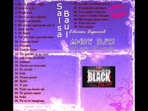 Salsa Baul Ediciòn Especial (BLACK DISC-PLAY)