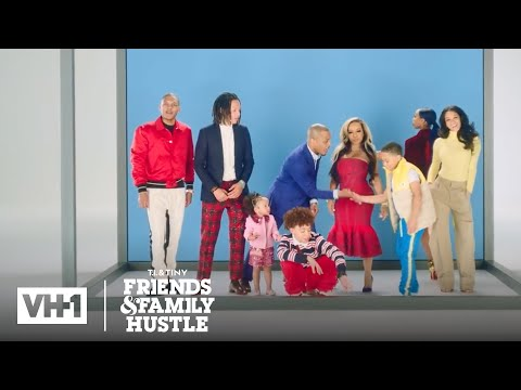 The Harris Family Dynamic | T.I. & Tiny: Friends & Family Hustle