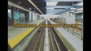 Commercial Broadway METRO TRAI…