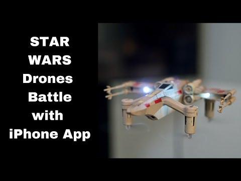 Star Wars Drone App